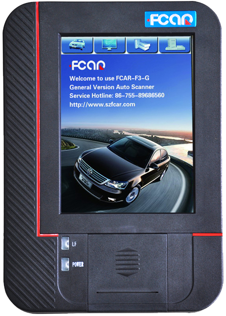 FCAR F3-G universal auto/diesel heavy duty truck advanced diagnostic scanner at Sears.com