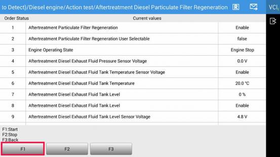 Cummins DPF Regeneration   FCAR Tech USA