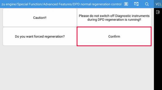 Isuzu DPF Regeneration | FCAR Tech USA